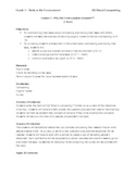 All About Composting - Grade 3 Statistics & Science Integr