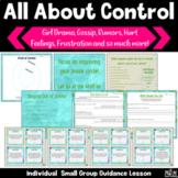 All About Control (Girl Drama, Gossip, Rumors, Frustration & Hurt Feelings)