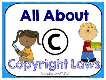 All About Copyright Laws Packet