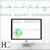 Country Research Project: Digital Research Scrapbook | DIS