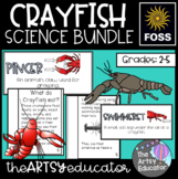 All About Crayfish *BUNDLE* (Compatible with FOSS Structures of Life)