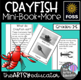 All About Crayfish: 3rd Grade Mini Book & Organizers (FOSS Structures of Life)