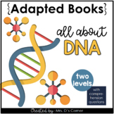 All About DNA Adapted Books [Level 1 and Level 2] Digital