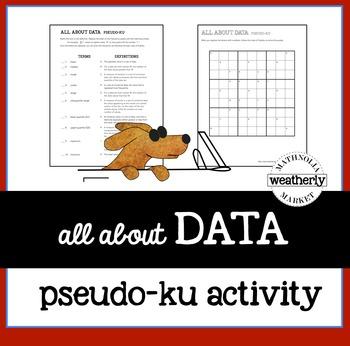 STATISTICS - ALL ABOUT DATA - Pseudo-Ku