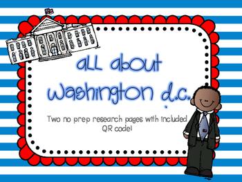 All About Washington D.C.