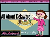 All About Delaware   US States   Activities & Worksheets
