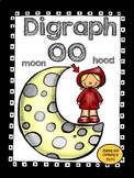 All About Digraph -oo Sounds - Word Work Activities! No Prep!
