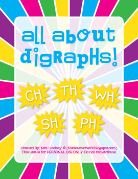 All About Digraphs!