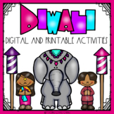 All About Diwali   Google Classroom/Slides™