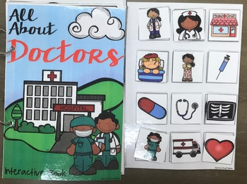 All About Doctors: Interactive Book and Homework Companion