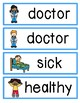 All About Doctors/ Todo sobre los doctores in English and Spanish