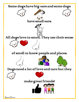 All About Dogs Short Story BUNDLE!