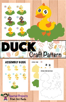 All About Ducks Nonfiction Unit