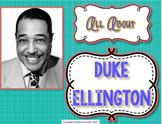 All About Duke Ellington