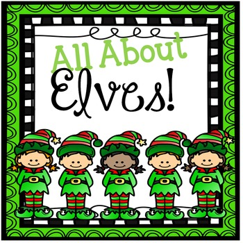 All About ELVES! Christmas Bundle
