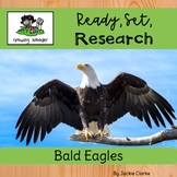 All About Bald Eagles (Nonfiction Informational Writing Animal Research Project)