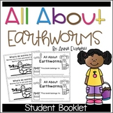 All About Earthworms Booklet