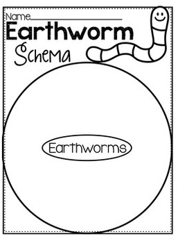 All About Earthworms {Non-Fiction Research and Activities}