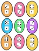 All About Easter Math Centers