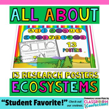 Ecosystems Research Project