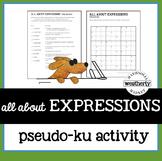 EXPRESSIONS - Pseudo-Ku