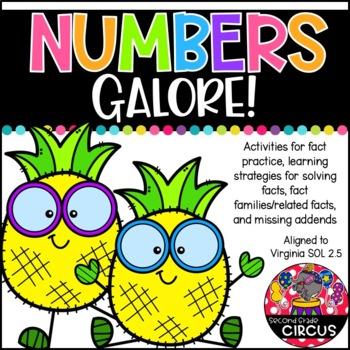 Numbers Galore! (Virginia SOL 2.5)