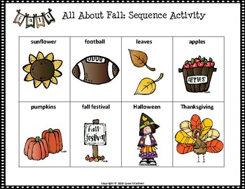 All About Fall: An Interactive Story