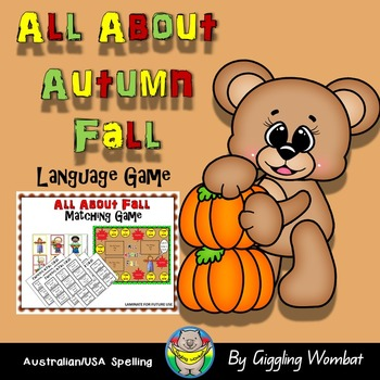 All About Fall Autumn Game