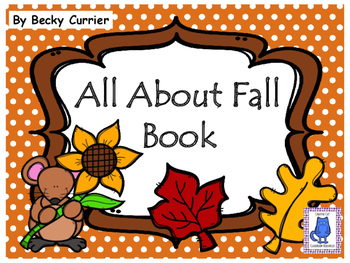 All About Fall Book