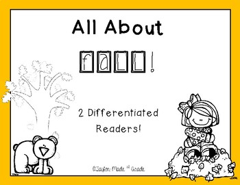 All About Fall - Differentiated Readers