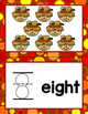 All About Fall!  Math Centers for Preschool, Pre-K, K, and