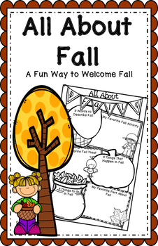 All About Fall Poster