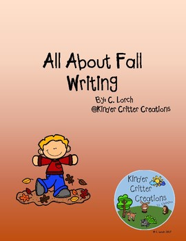 All About Fall Writing