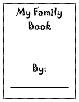 All About Family Book