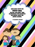 All About Family Theme - Worksheet