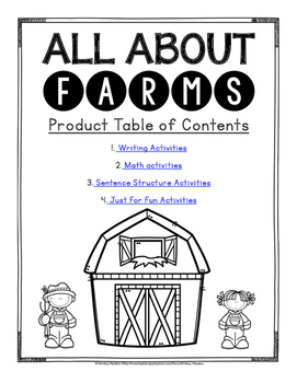 All About Farms Unit
