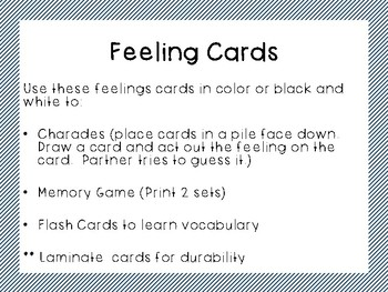 All About Feelings Pack