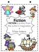 All About Fiction Anchor/Flip Charts