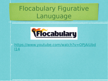 All About Figurative Language
