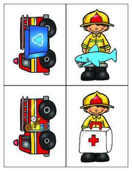 All About Fire Safety Activity Packet