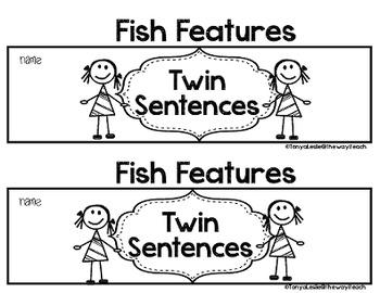 Ocean Animals: Fish