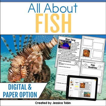 Fish Nonfiction Unit