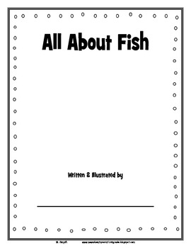 All About Fish booklet