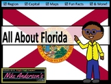 All About Florida   US States   Activities & Worksheets
