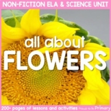Flowers and Plant Growth & Change Science Unit  | Distance Learning