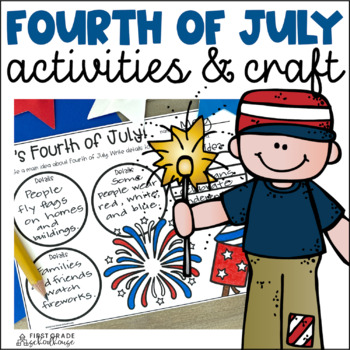 Fourth of July Activities and Craft
