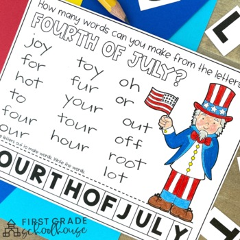 original-262019-2  St Grade Fourth Of July Activities on work week, is my 20th birthday, happy canada day, happy quotes, clip art, calendar clip art,
