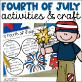 4th of July Activities and Craft