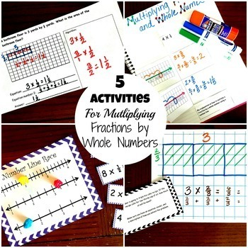 All About Fractions Bundle