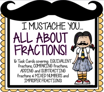 MATH TEST PREP: Fractions & Word Problems
